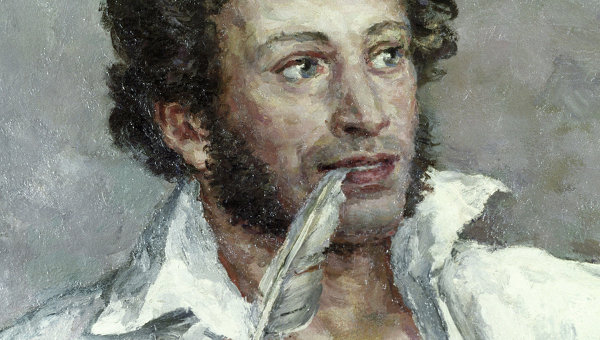 Alexander Pushkin's poetry in music