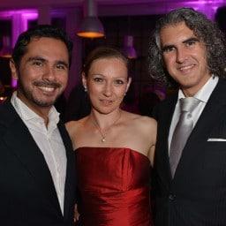 Larissa Rosanoff Opera gala evening