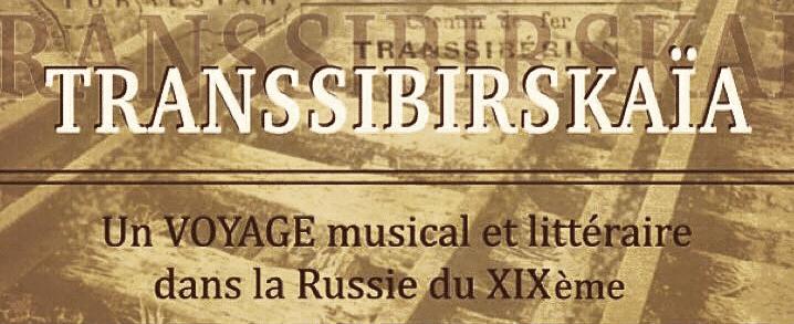 Transsibirskaia – LIVE – October 1, 2015 Geneva