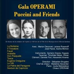 Gala Operami Puccini