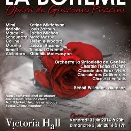 """Larissa Rosanoff - Musetta """"La Bohème"""" Puccini"""