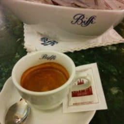 Cafe Biffi - Boheme Puccini