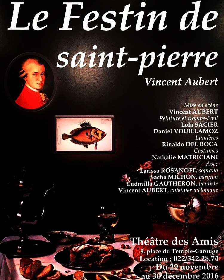 Le Festin de Saint-Pierre / Don Giovanni by Mozart