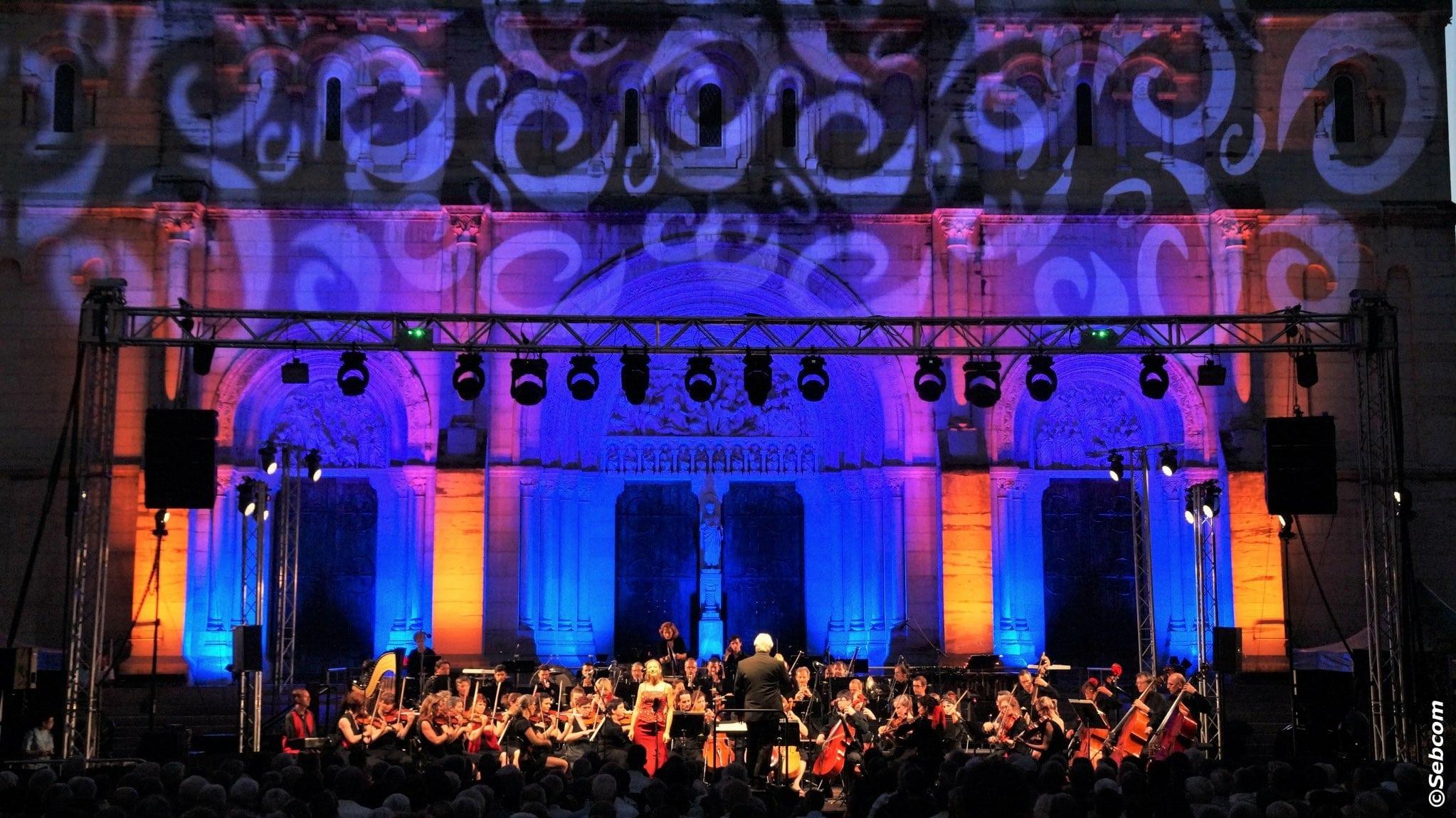 Zarzuella avec l'Orchestre Symphonique de Mâcon